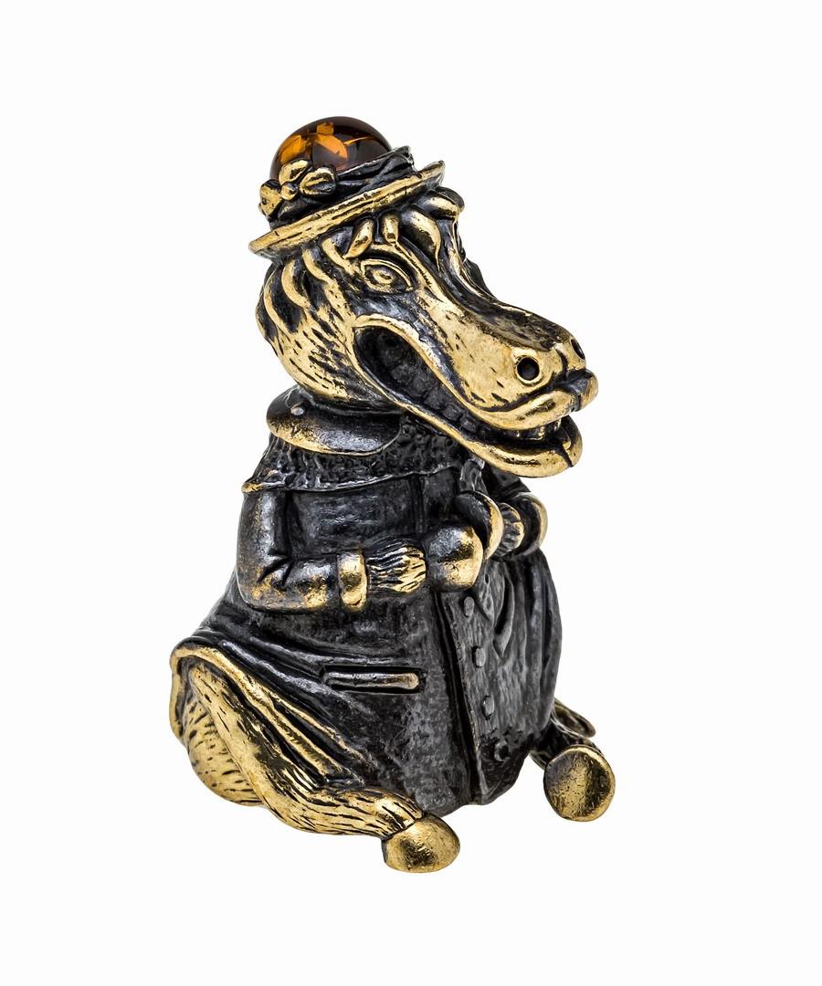 Лошадь в пальто без подставки 965.1