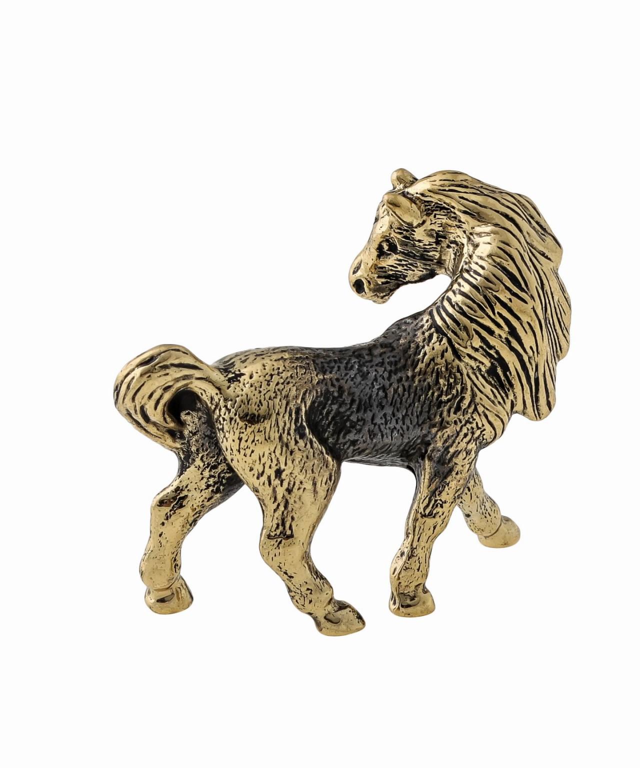 Лошадка маленькая без подставки 1457.1
