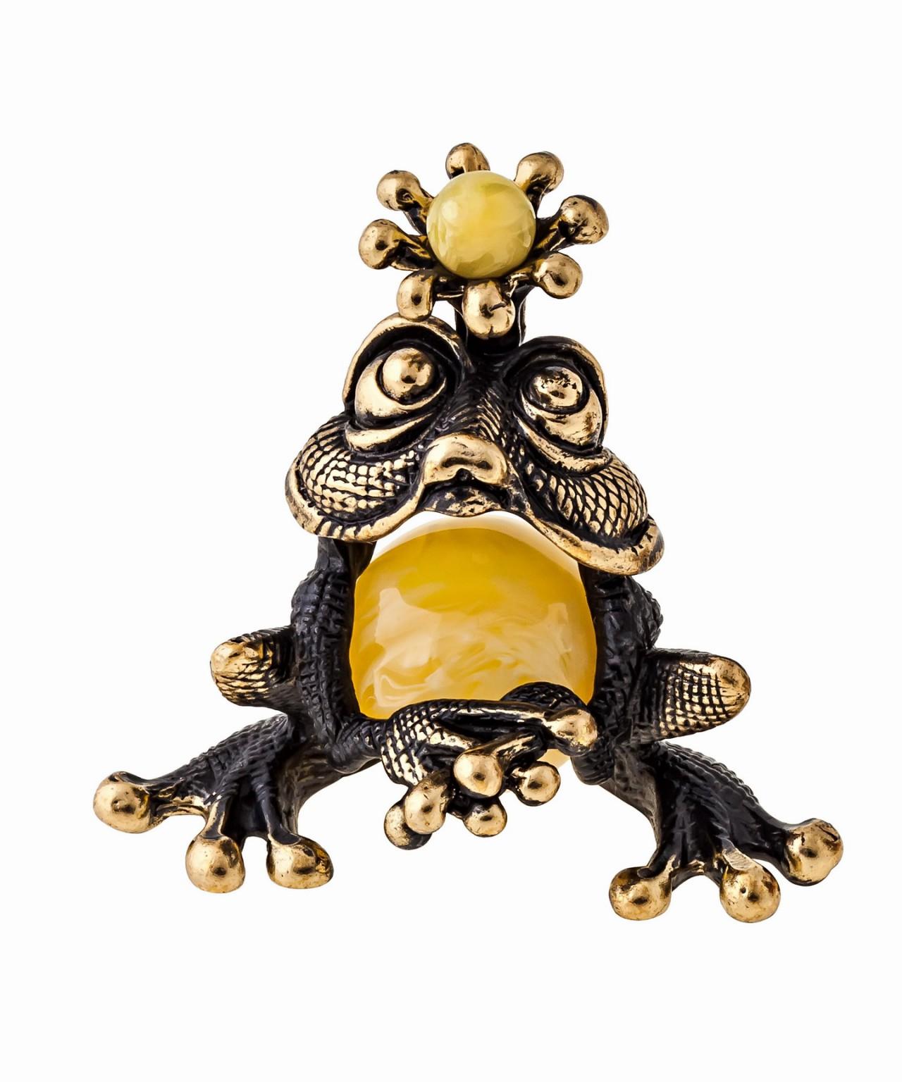 Лягушка в короне 1208
