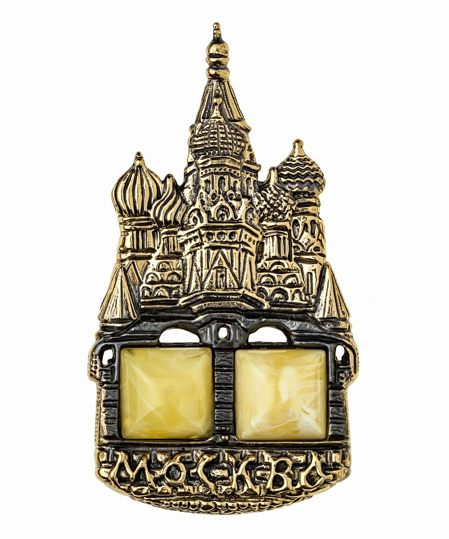 Магнит Храм Василия Блаженного 1120