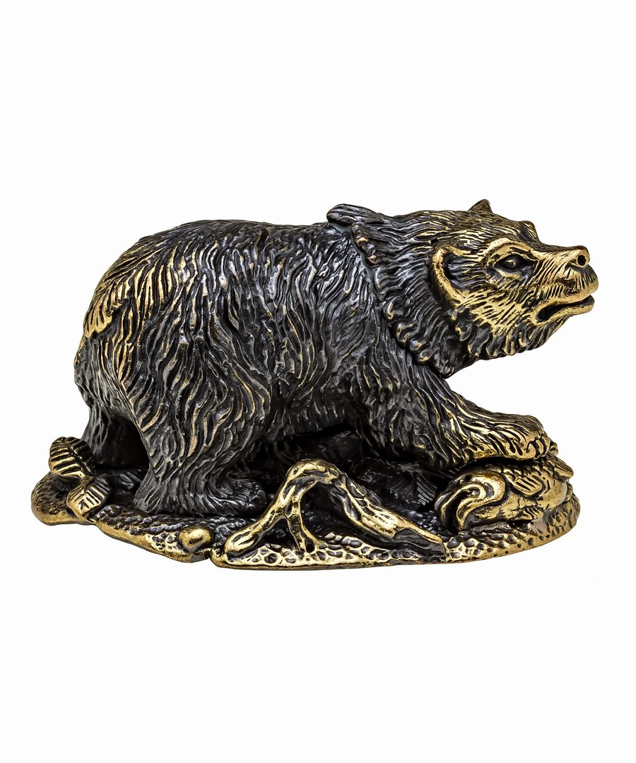 Медведь Бурый на опушке 1075.1