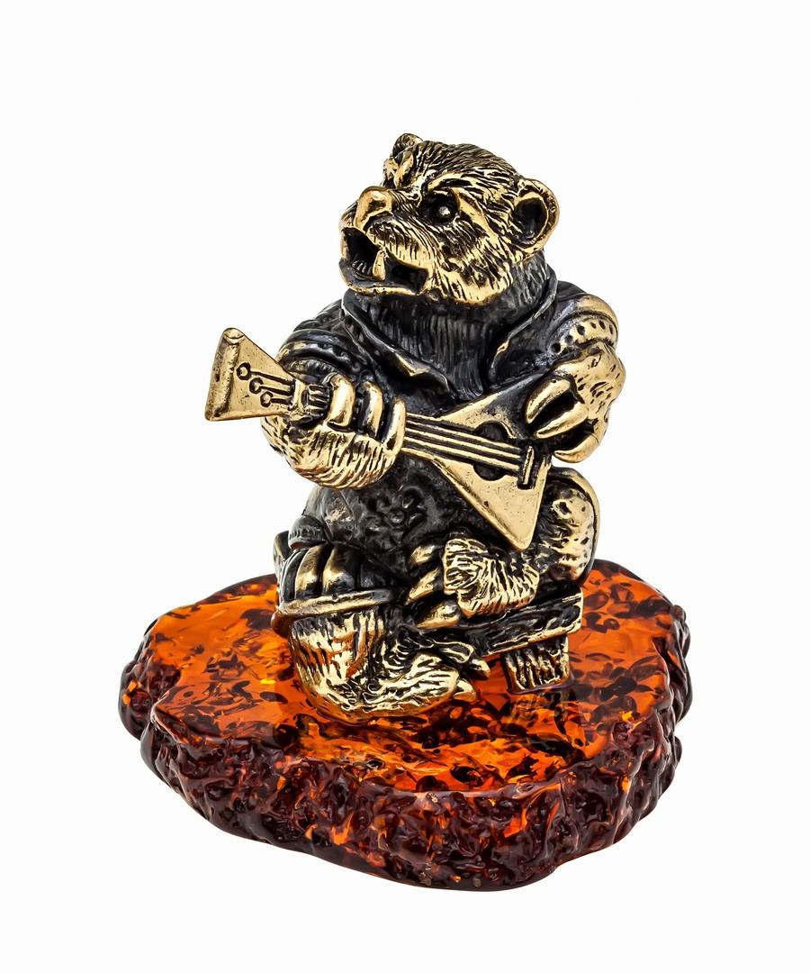Медведь Музыкант 1077