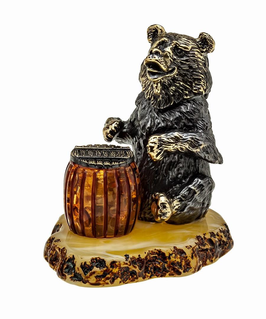 Медведь с бочонком 1034
