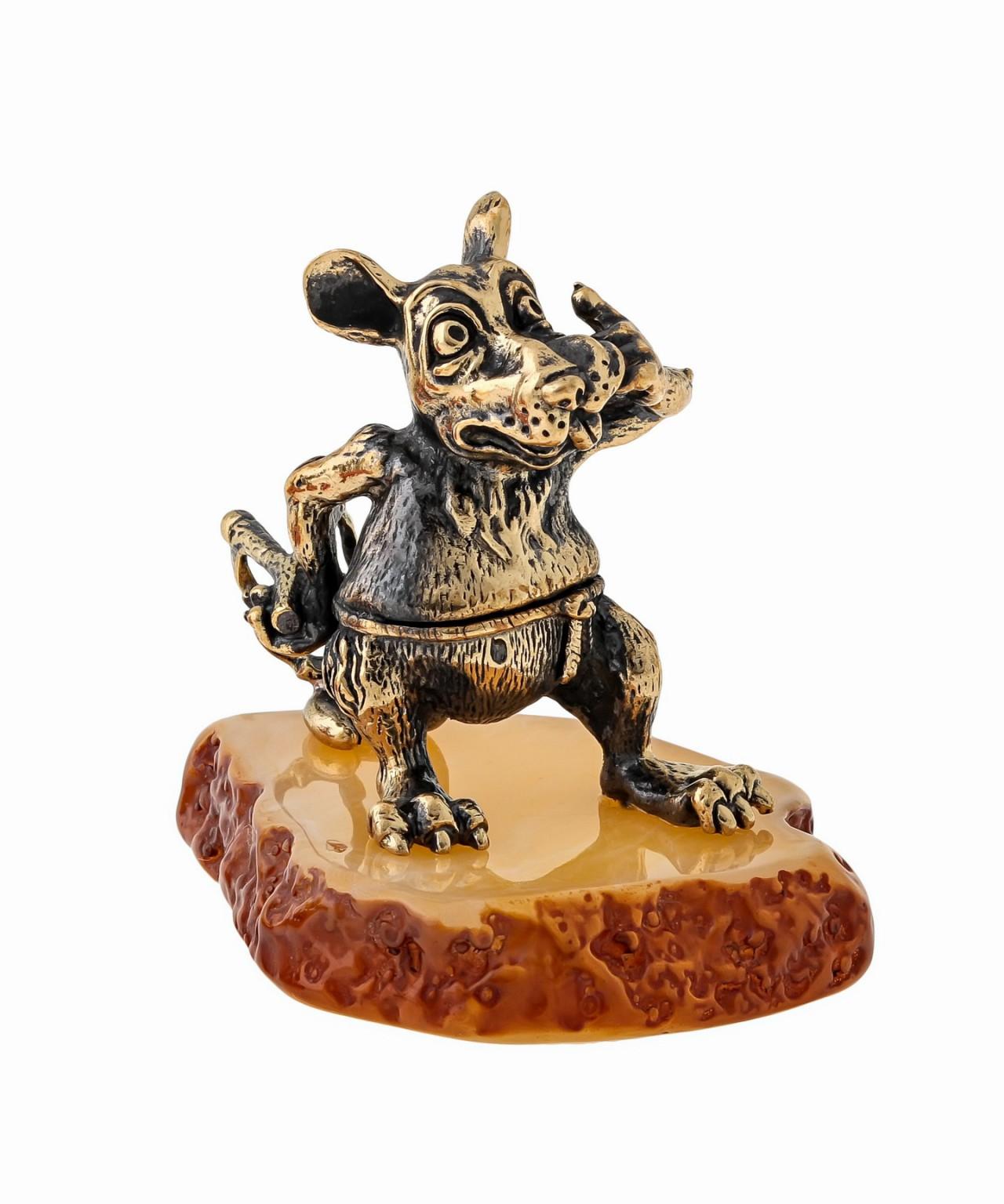 Мышь Крыс с рогаткой 1502