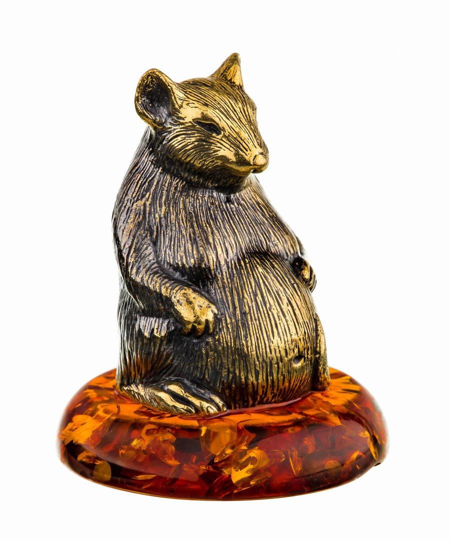 Мышь Пузатый крыс 741