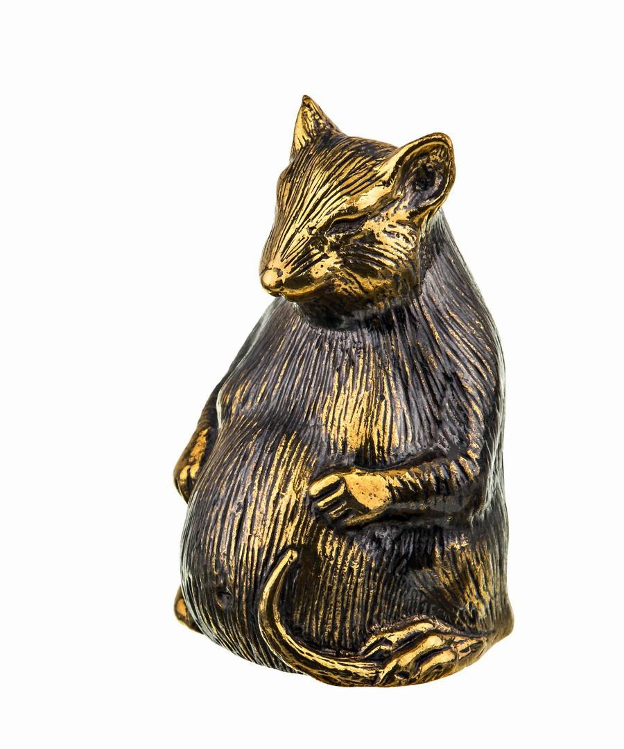 Мышь пузатый крыс без подставки 741.1