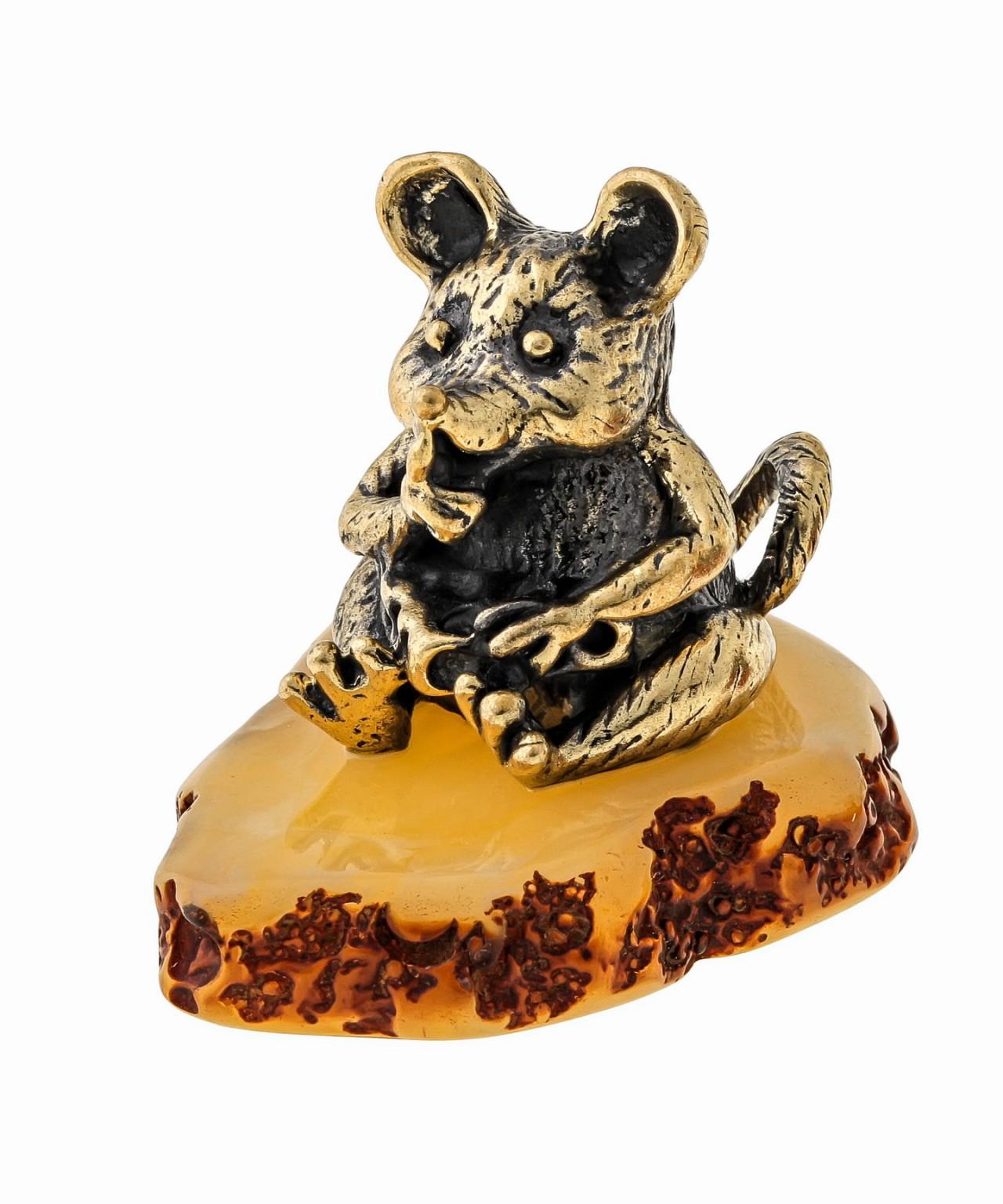 Мышонок Луи с сыром 1490