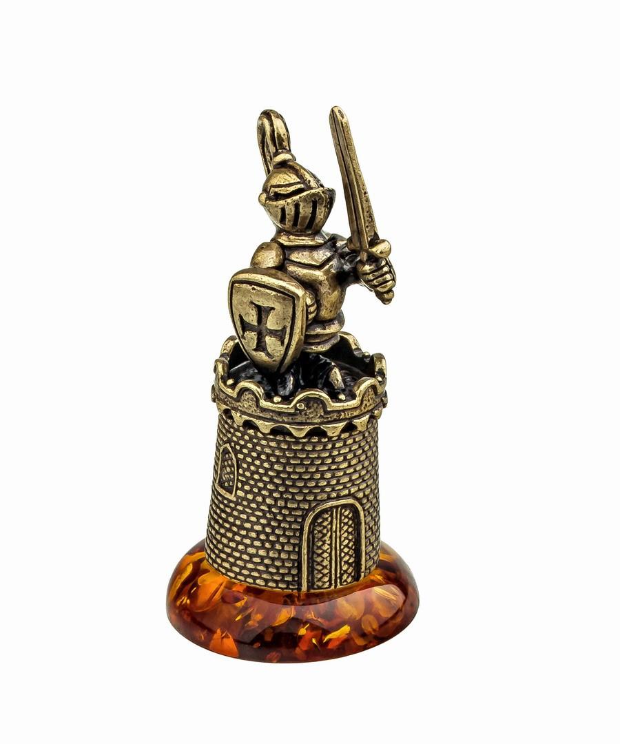 Рыцарь Пешка на крепости  622
