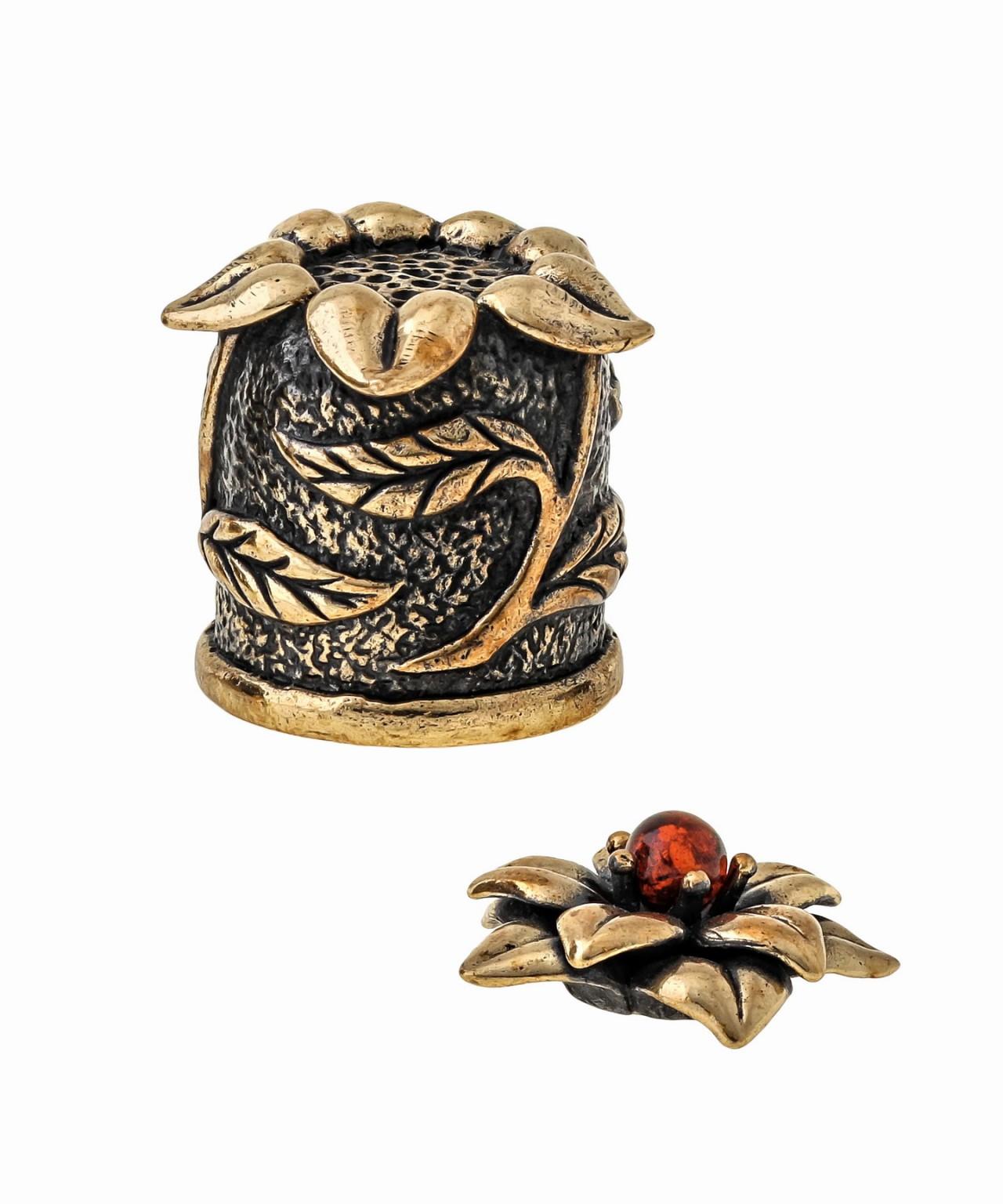 Наперсток Лотос с магнитом 1560