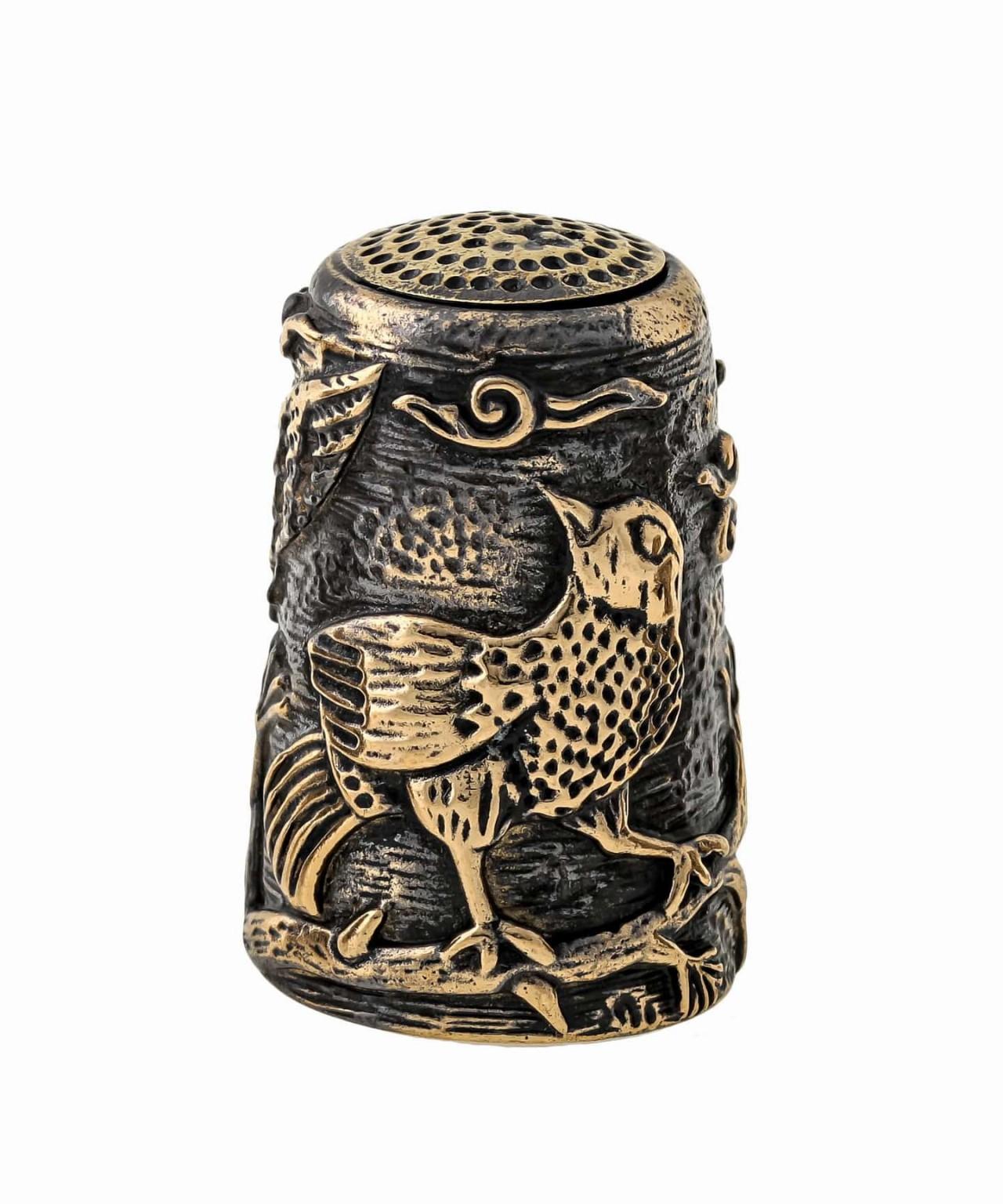 Наперсток Птички Свиристели 1518.1
