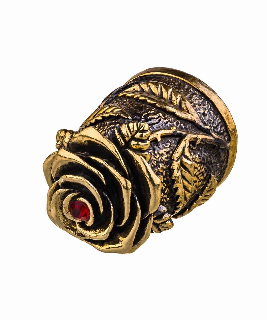 Наперсток Роза с магнитом 693