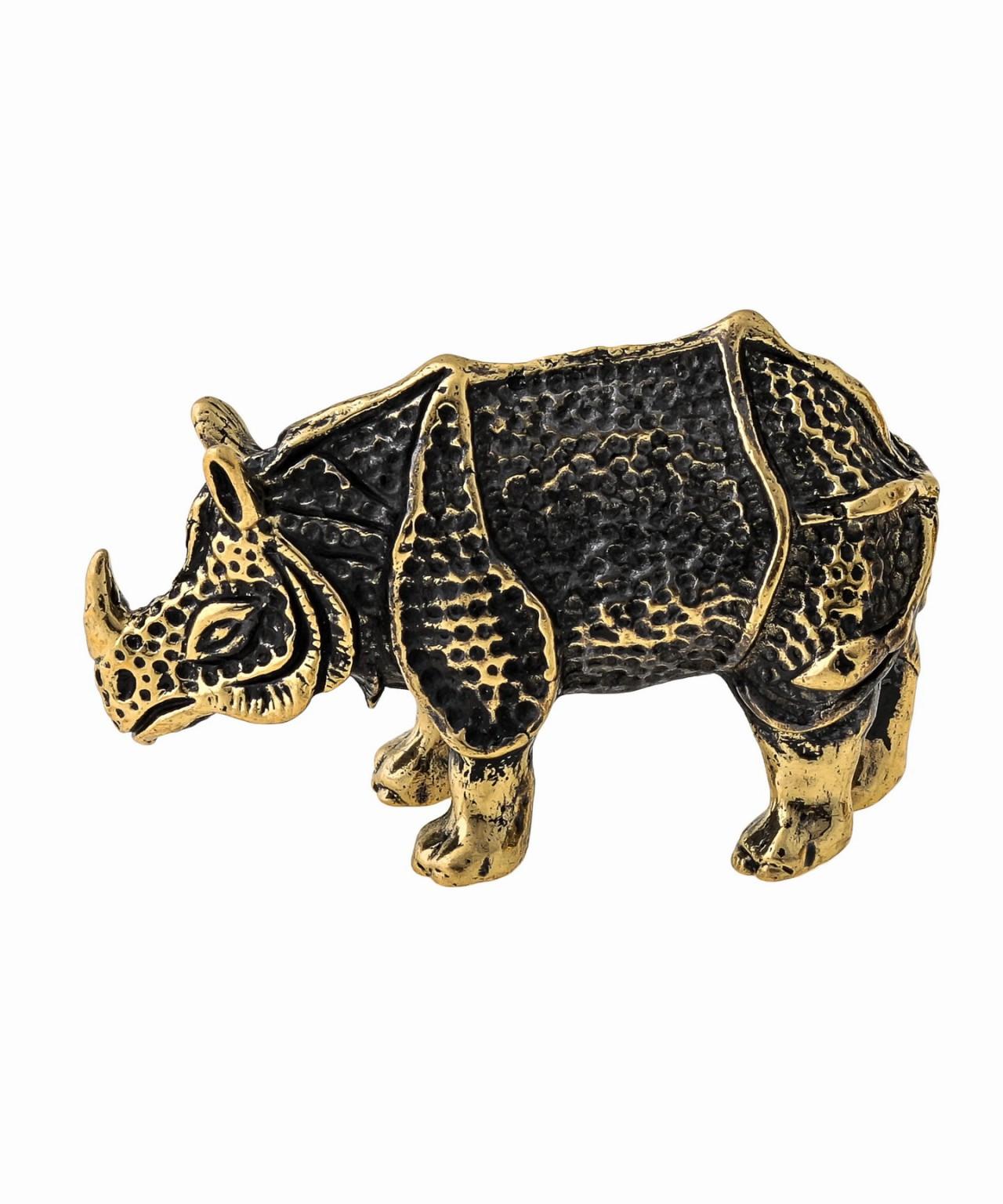 Носорог броненосец без подставки 1439.1
