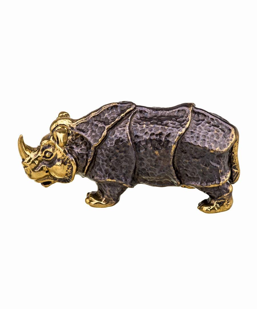 Носорог индийский без подставки  825.1