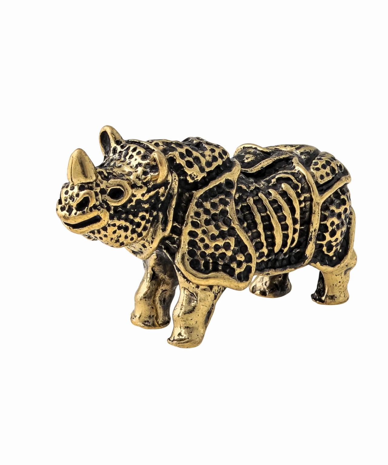 Носорог Рокки без подставки 1440.1