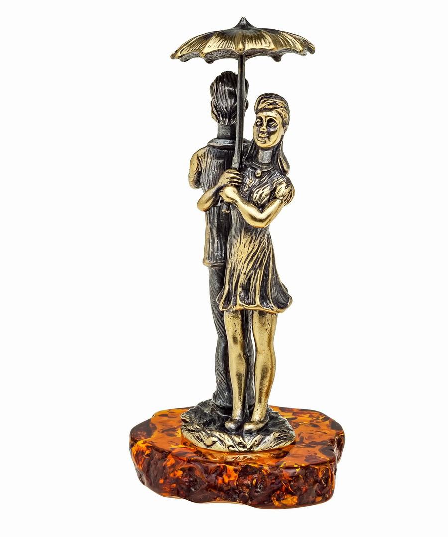 Парочка под зонтом 1074