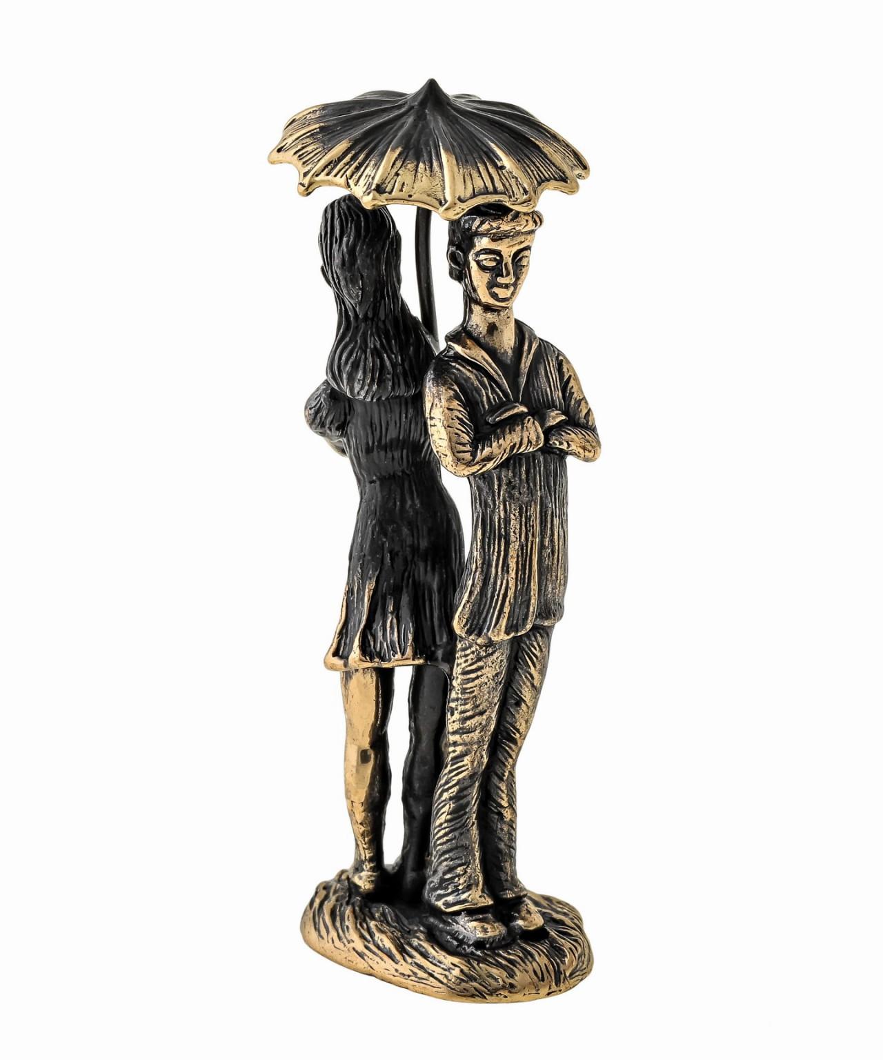 Парочка под зонтом б/п 1074.1