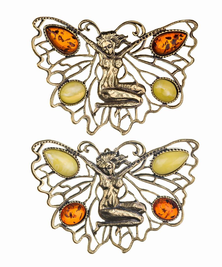 Подвеска Бабочка Спящая фея 648.5