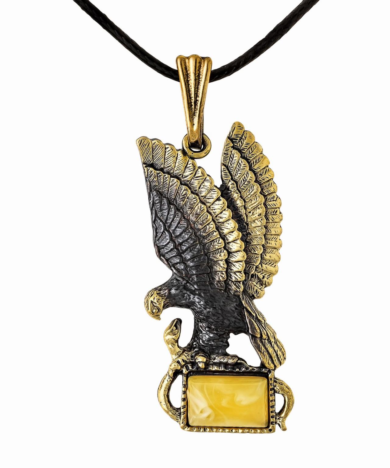 Подвеска Орел со змеёй 1189.5