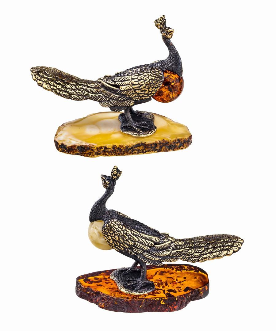 Птица Павлин 814