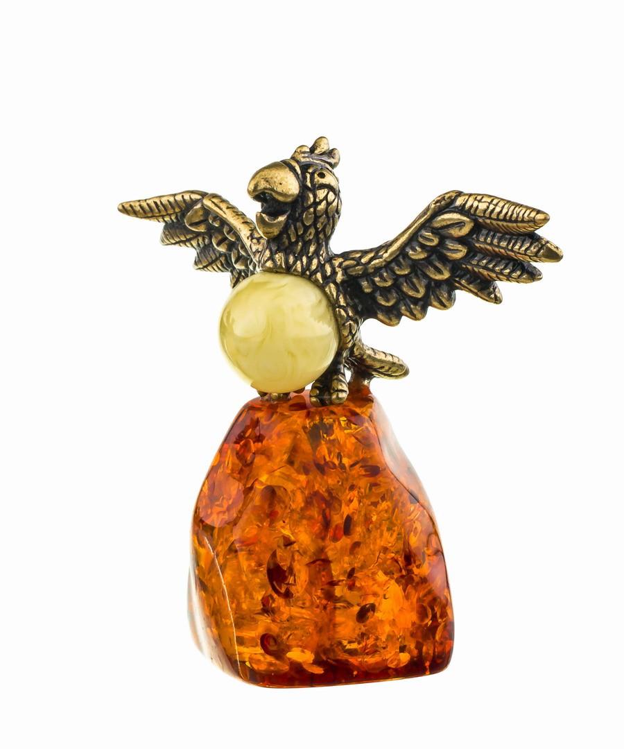 Птица Попугай маленький 559