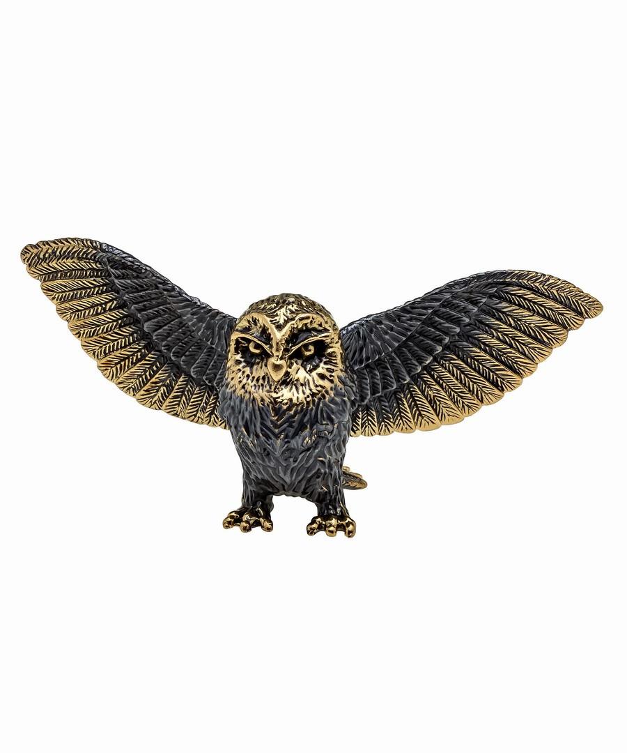 Птица Сова Хэдвиг без подставки 1122.1