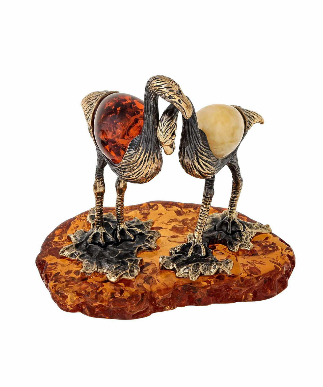 Птицы Фламинго Пара 1548