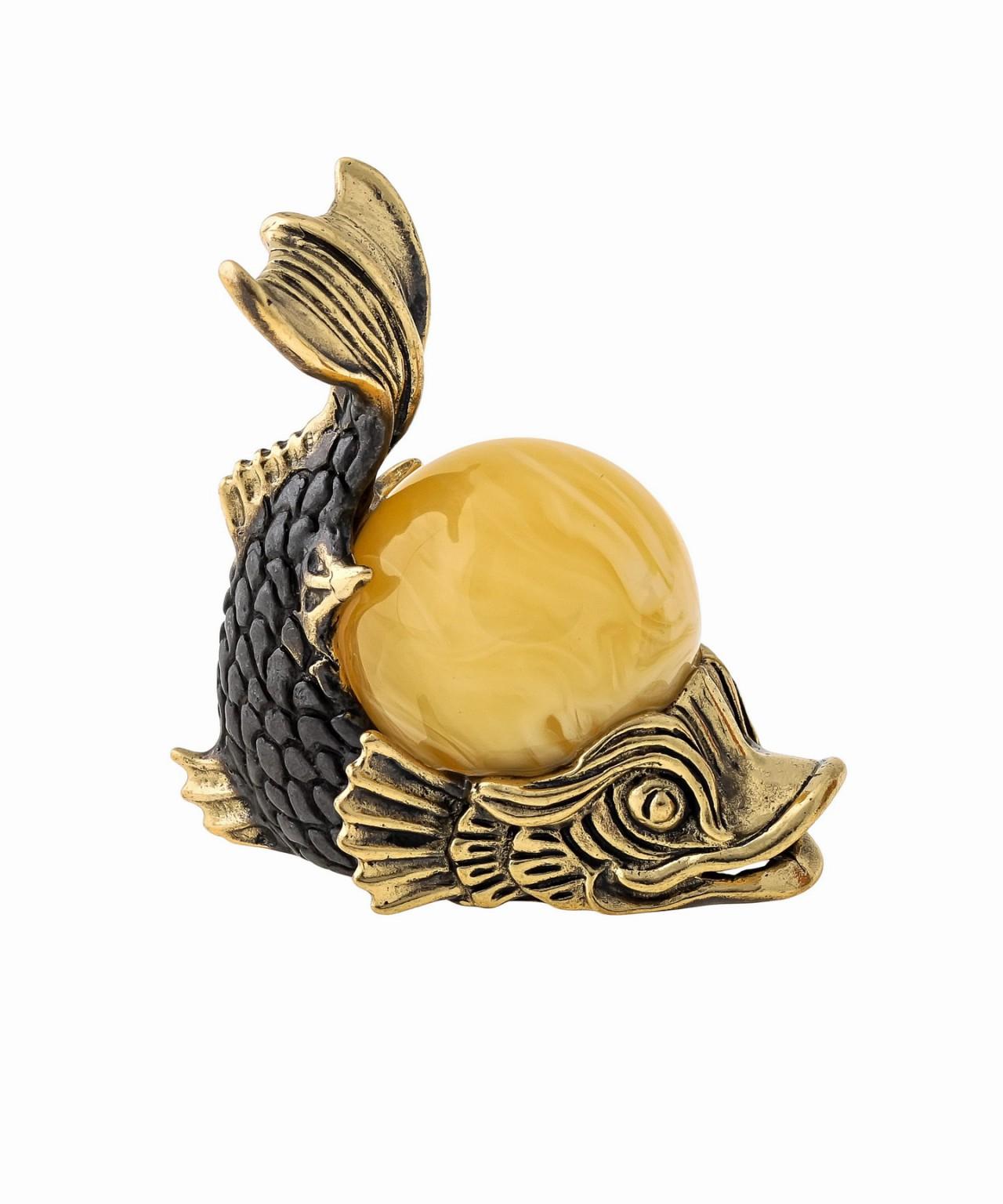 Рыба Карп с шаром 1434
