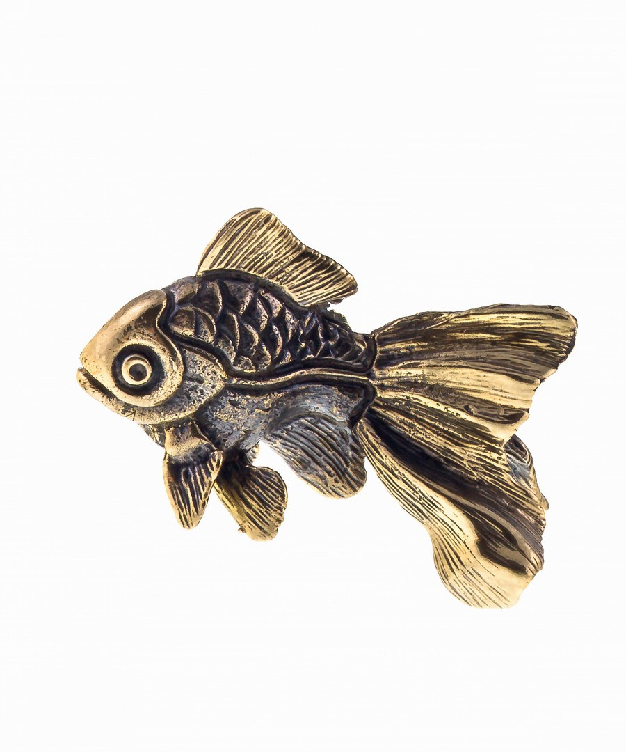 Рыбка дорама без подставки 669.1