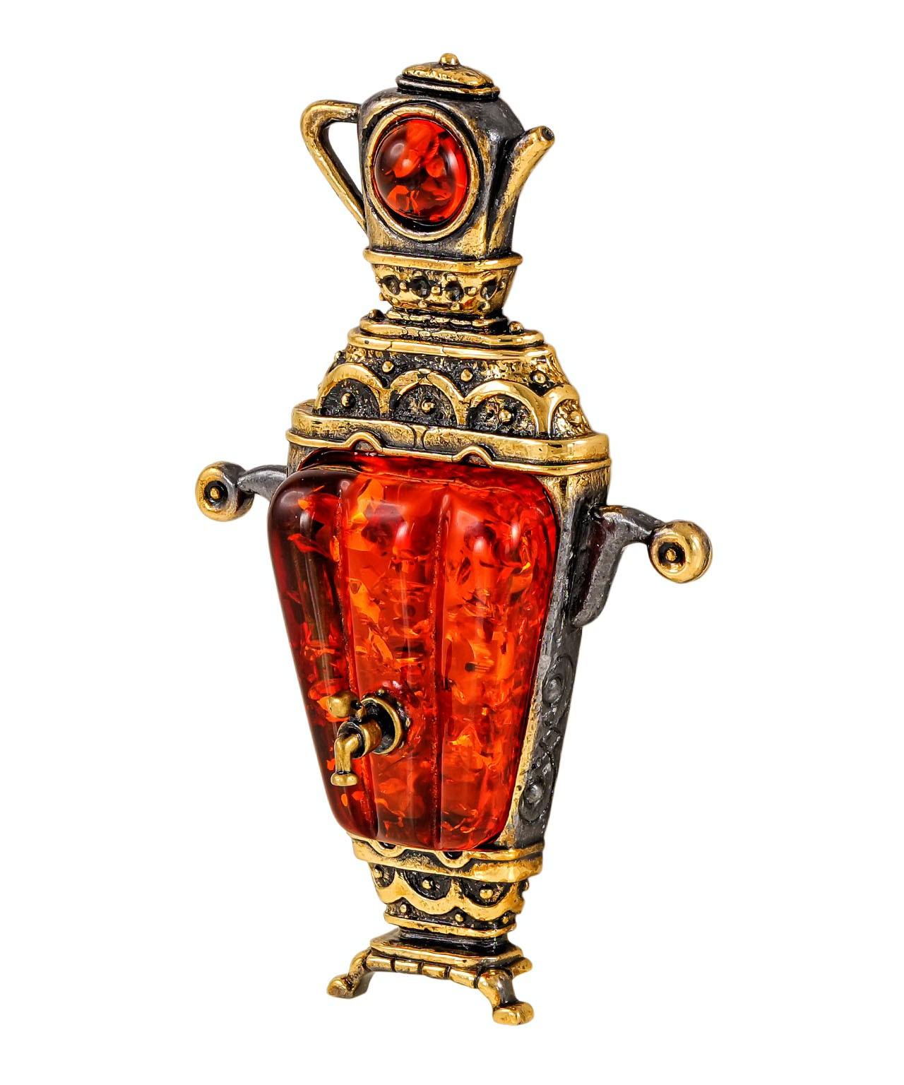 Магнит Самовар Боярский 1172