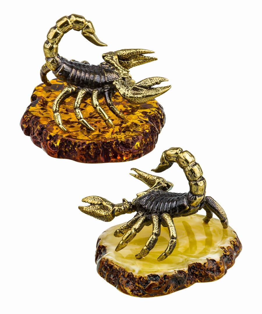 Скорпион Каменный 850