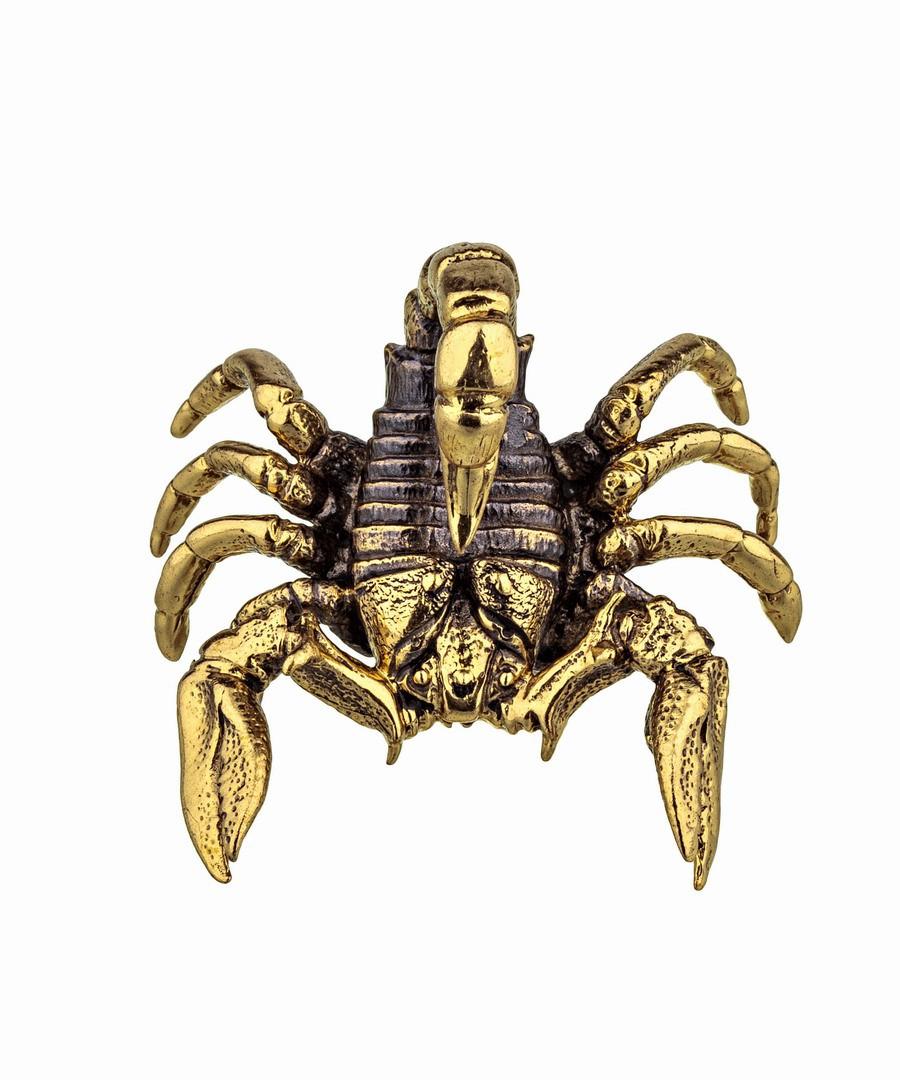 Скорпион Каменный без подставки 850.1