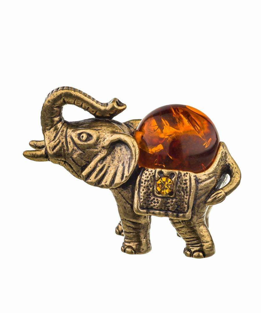 Слон со стразами 537