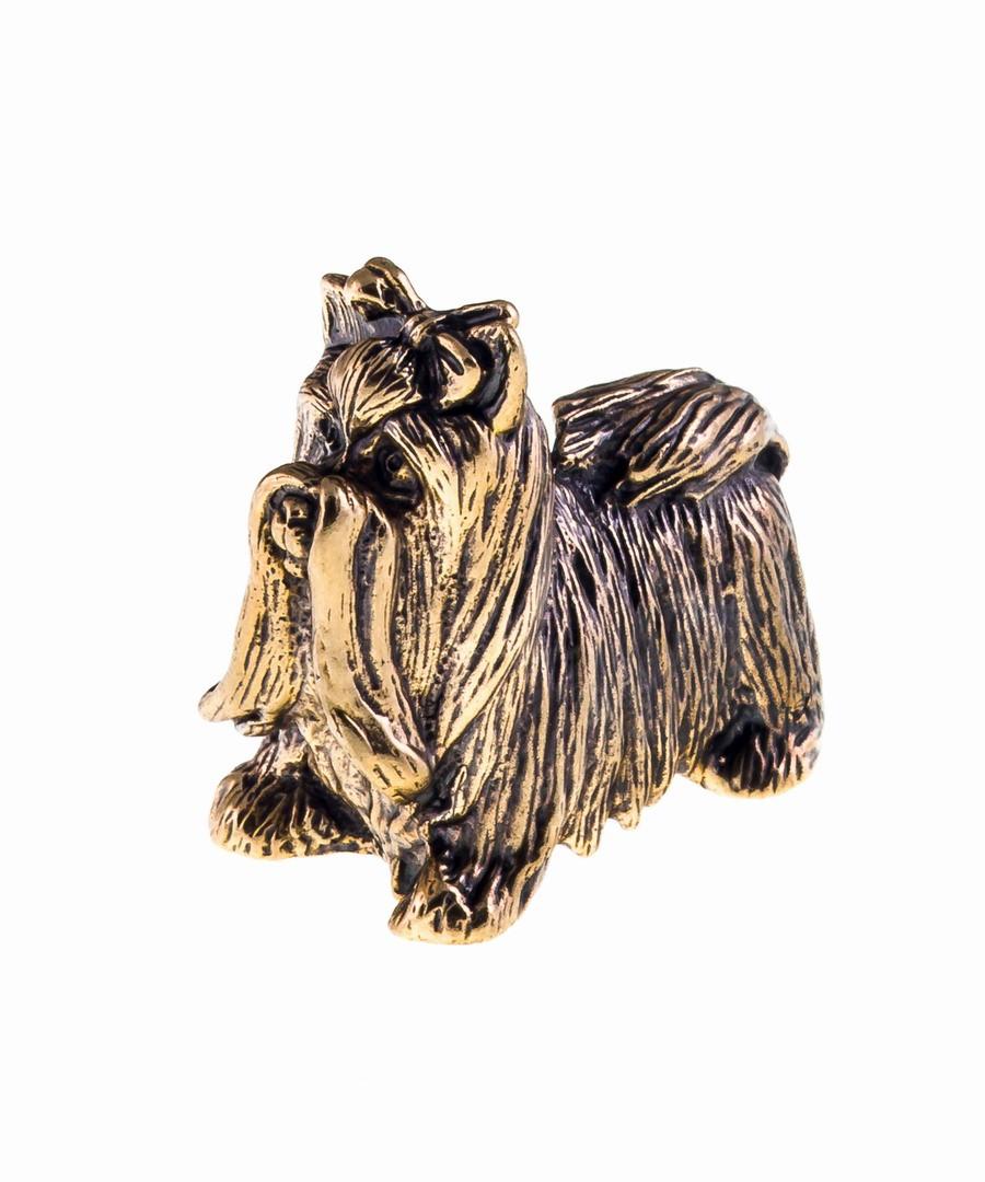 Собака Болонка без подставки 680.1
