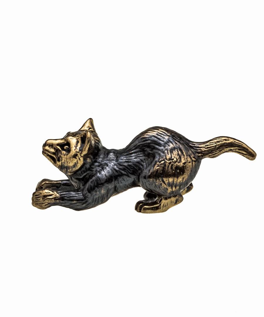 Собака Дворняжка игривая без подставки 792.1