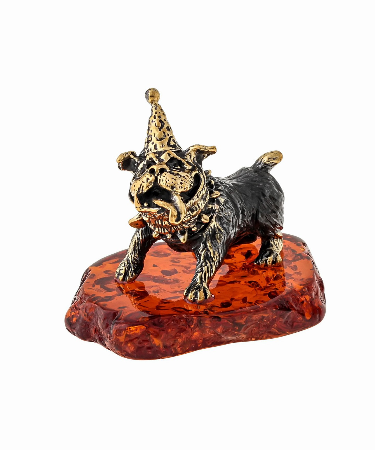 Собака с праздником 1602