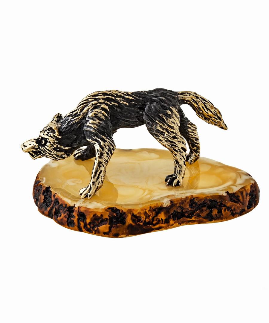 Волк Маленький на охоте 1284