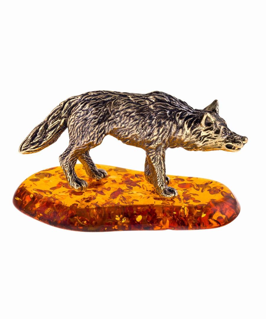 Волк новый 676