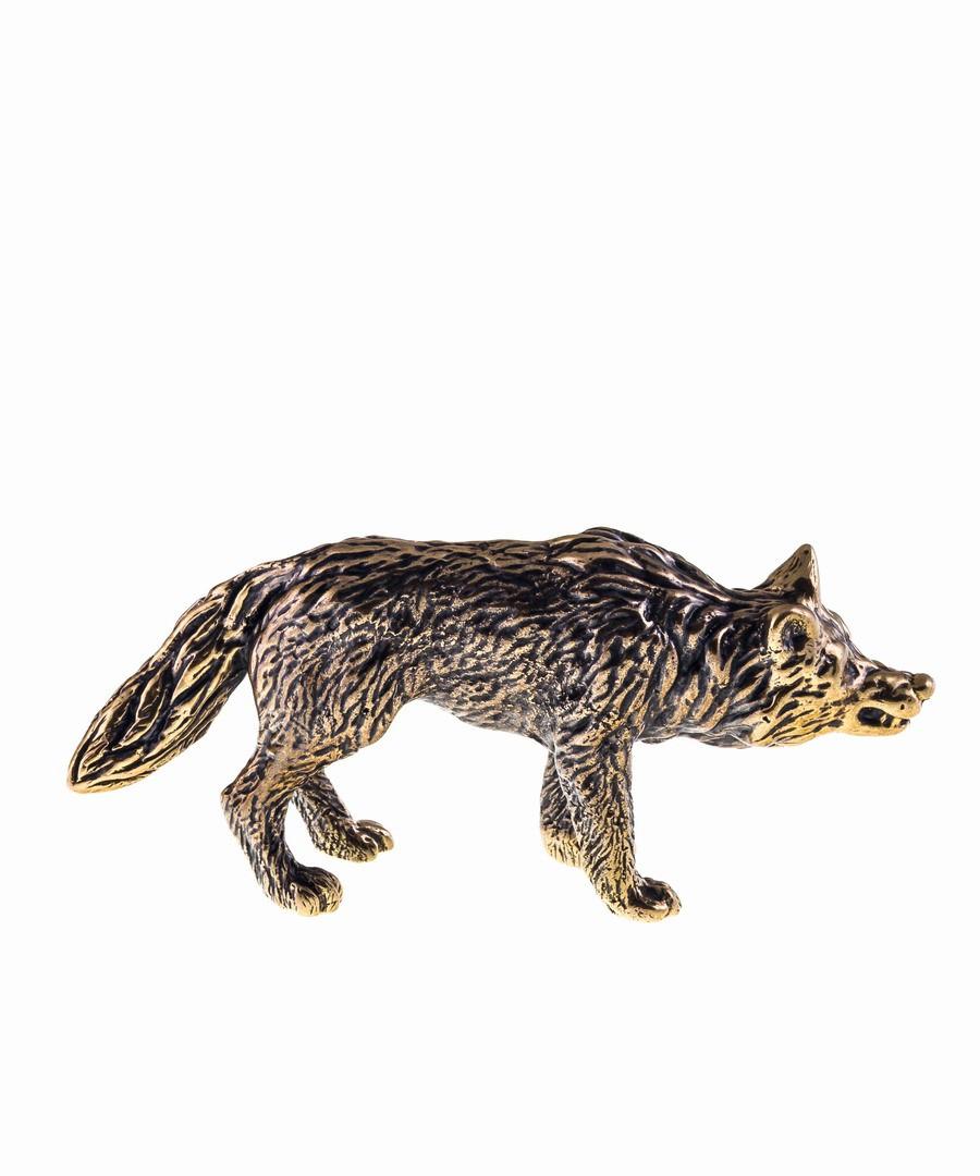 Волк новый без подставки 676.1