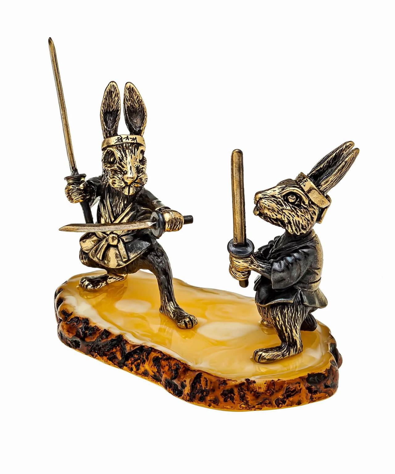 Зайцы Самураи Битва 1148